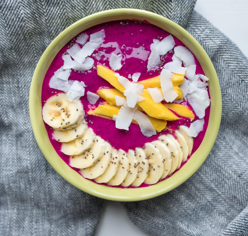 Pitaya Bowl – The Food Joy