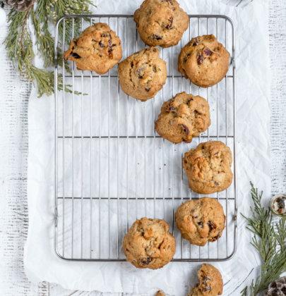 Michigan Rock Cookies