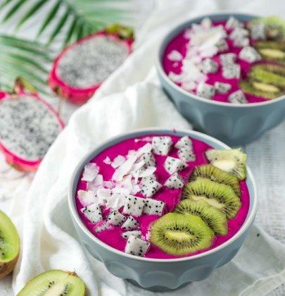 Alove Yogurt Pitaya Bowls