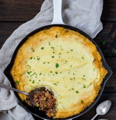 Shepherd's Pie (Dairy-Free)